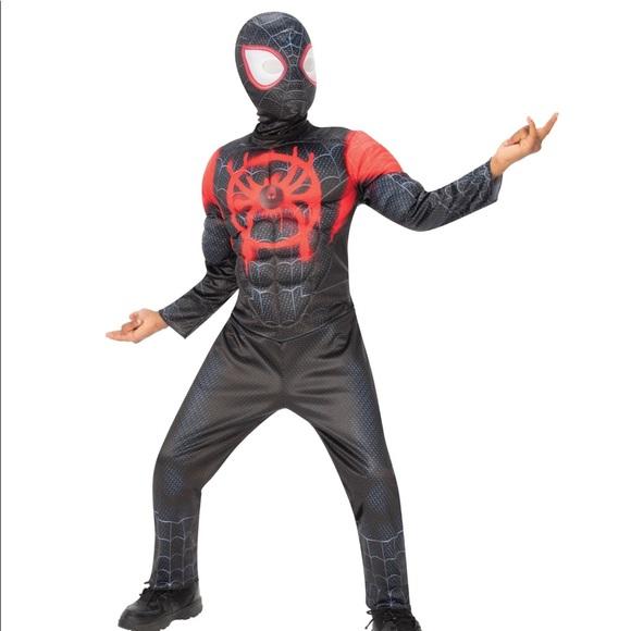 MARVEL SPIDER-MAN MILES MORALES COSTUME